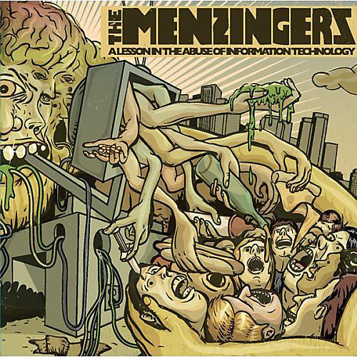 Alliance The Menzingers - Lesson in the Abuse of Information Technology