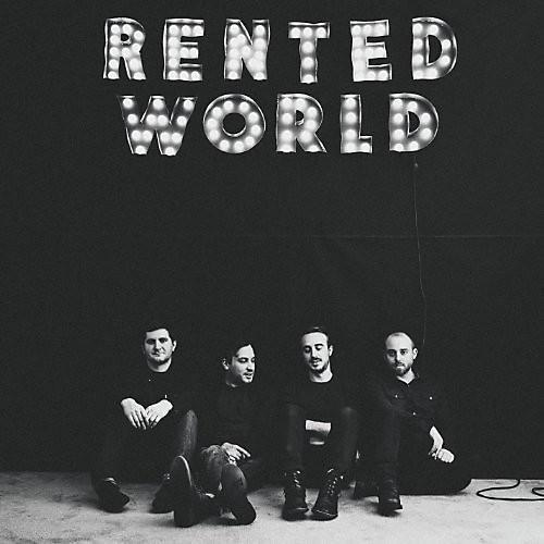 Alliance The Menzingers - Menzingers : Rented World