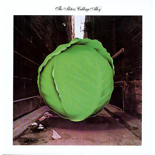 Alliance The Meters - Cabbage Alley