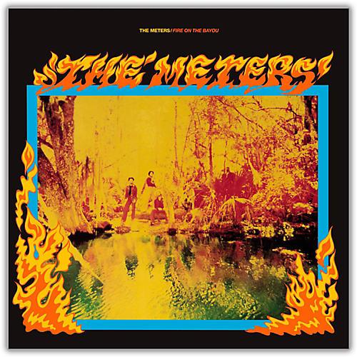 WEA The Meters - Fire On the Bayou Vinyl LP