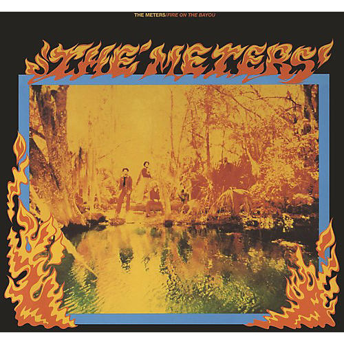 Alliance The Meters - Fire on the Bayou