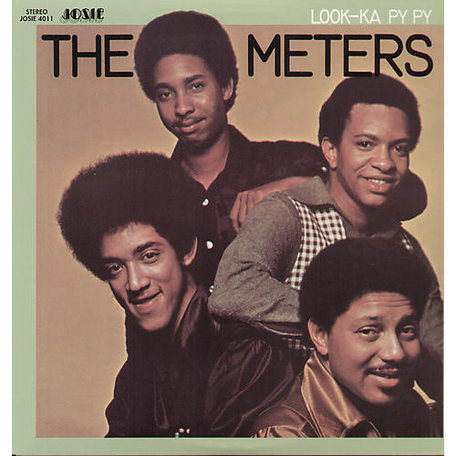 Alliance The Meters - Look-Ka Py Py
