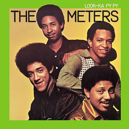 Alliance The Meters - Look-ka Py Py