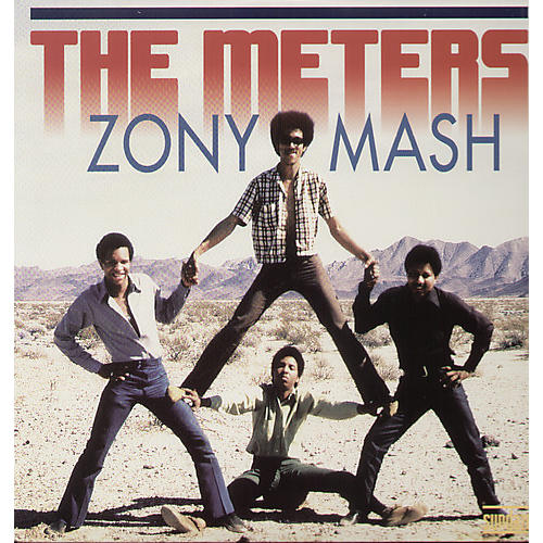 Alliance The Meters - Zony Mash