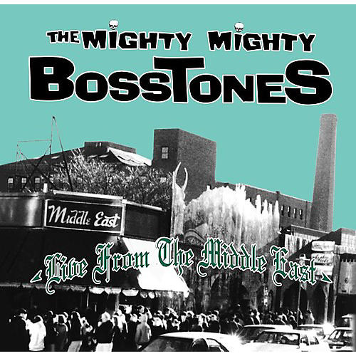 Alliance The Mighty Mighty Bosstones - Live From The Middle East