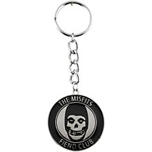 C&D Visionary The Misfits Metal Keychain