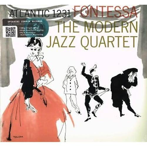 Alliance The Modern Jazz Quartet - Fontessa