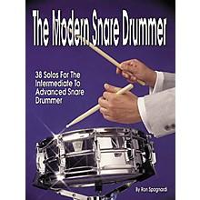 Hal Leonard The Modern Snare Drummer Book