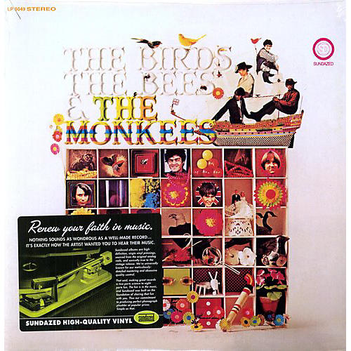 Alliance The Monkees - Birds Bees and Monkees