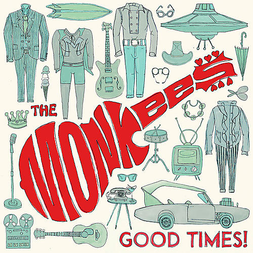 Alliance The Monkees - Good Times