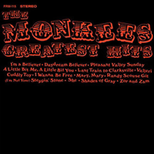 Alliance The Monkees - Greatest Hits