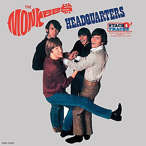 Alliance The Monkees - Headquarters Stack-O-Tracks