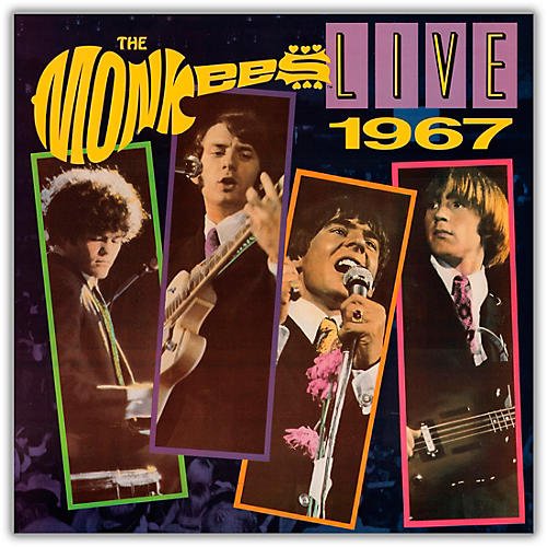 RED The Monkees - Live 1967-50th Anniversary Edition