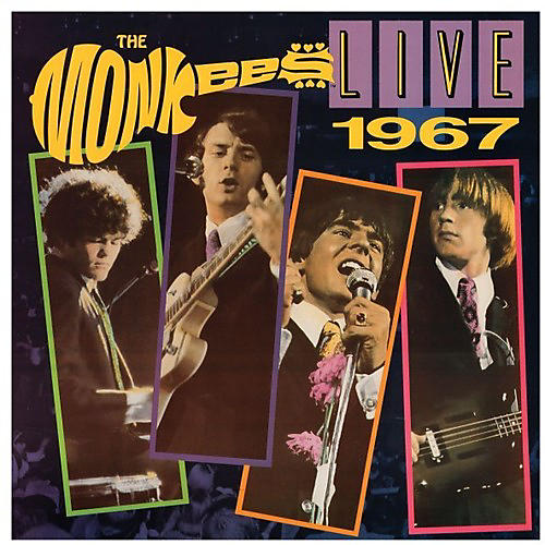Alliance The Monkees - Live 1967  (Red)