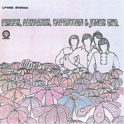 The Monkees - Pisces Aquarius Capricorn and Jones