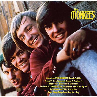 The Monkees - The Monkees (CD)