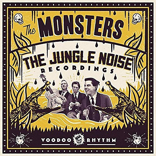 Alliance The Monsters - Jungle Noise Recordings