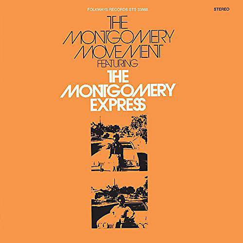 Alliance The Montgomery Express - Montgomery Movement