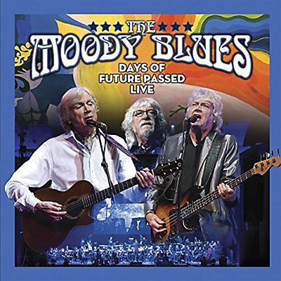 The Moody Blues - Day Of Future Passed Live
