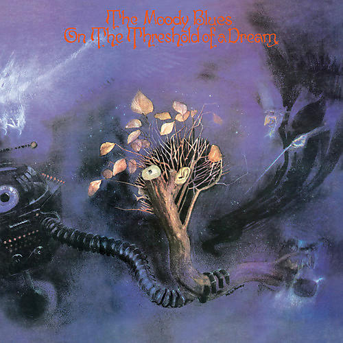 Alliance The Moody Blues - On the Threshold of a Dream