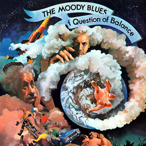Alliance The Moody Blues - Question of Balance