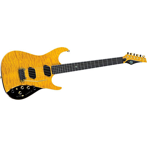 Moog The Moog Guitar Paul Vo Collector's Edition Electric Guitar - Flamed Maple