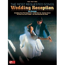 Cherry Lane The Most Requested Wedding Reception Songs Piano/Vocal/Guitar Songbook