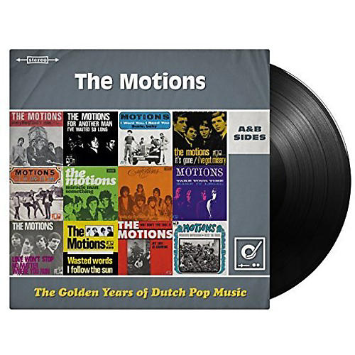 Alliance The Motions - Golden Years Of Dutch Pop Music: A&B Sides