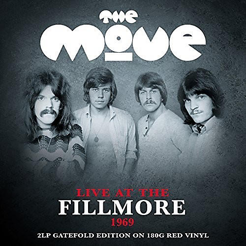 Alliance The Move - Live at the Fillmore (Red Vinyl)