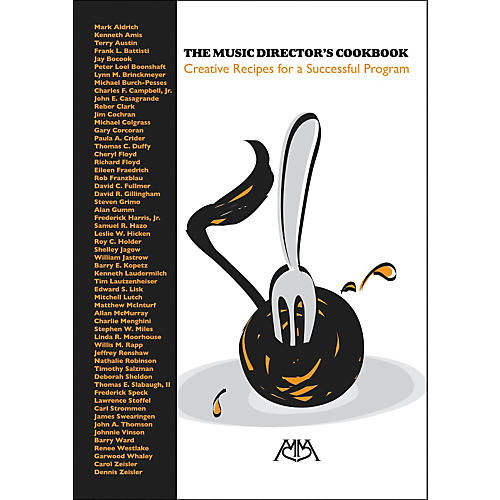 Meredith Music The Music Director's Cookbook: Recipes for A Successful Program