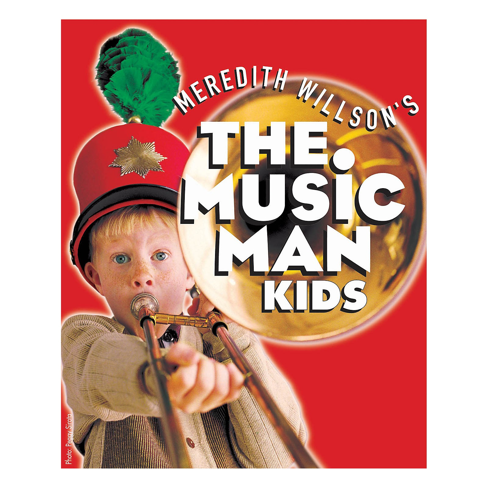 Music Theatre International The Music Man KIDS (Audio Sampler) AUDSAMPLER composed by Meredith Wilson