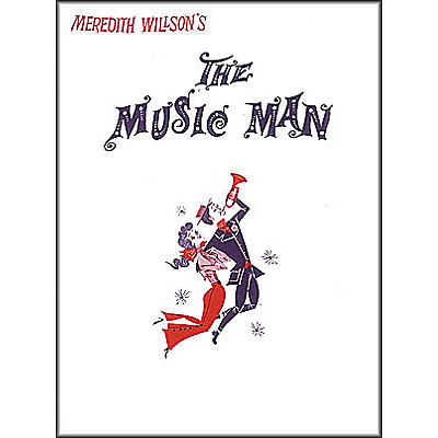 Hal Leonard The Music Man Vocal Score