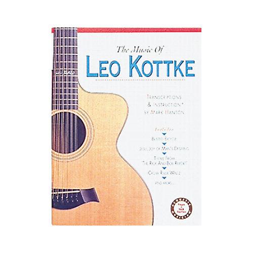 Music Sales The Music Of Leo Kottke Book/CD