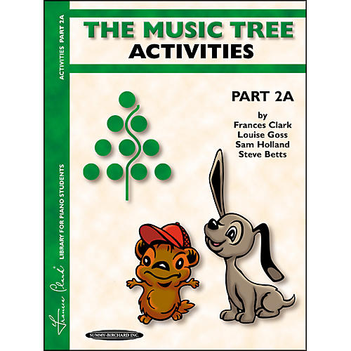 Alfred The Music Tree Activities Book Part 2A