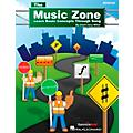 Hal Leonard The Music Zone (Learn Basic Concepts Through Song) Book and CD pak Composed by Cristi Cary Miller thumbnail