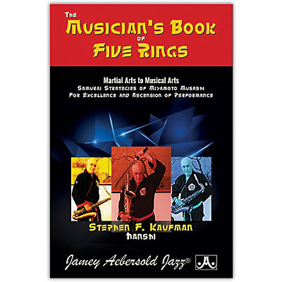 Jamey Aebersold The Musician's Book of Five Rings Book