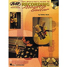 Musicians Institute The Musician's Guide to Recording Acoustic Guitar (Book/CD)