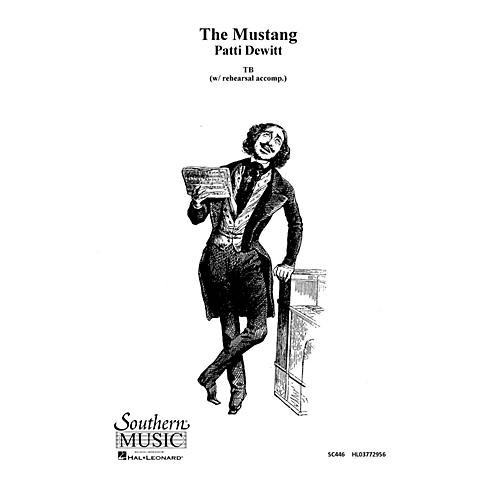 Southern The Mustang TB Composed by Patti DeWitt