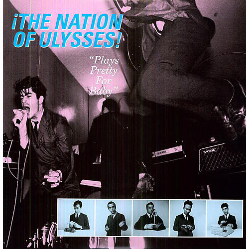 Alliance The Nation of Ulysses - Plays Pretty for Baby
