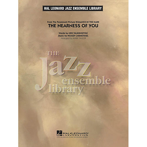 Hal Leonard The Nearness of You Jazz Band Level 4 Arranged by Mark Taylor