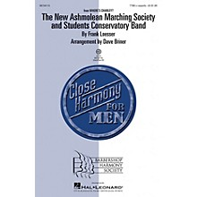 Barbershop Harmony Society The New Ashmolean Marching Society and Students Conservatory Band VoiceTrax CD Arranged by Val Hicks