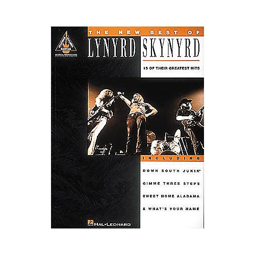 Hal Leonard The New Best Of Lynyrd Skynyrd Guitar Tab Songbook