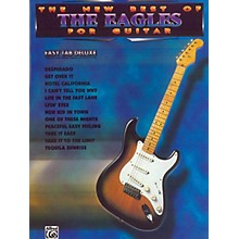 Alfred The New Best of the Eagles for Guitar (Easy Guitar) Easy Guitar Series Softcover Performed by Eagles