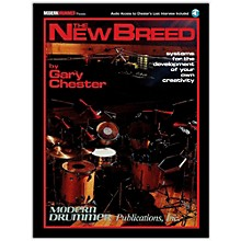 Modern Drummer The New Breed - Systems For The Development of Your Own Creativity (Book/Online Audio)
