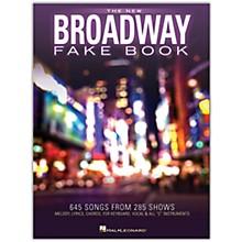 Hal Leonard The New Broadway Fake Book