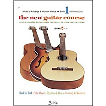 Alfred The New Guitar Course Book 1