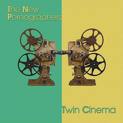 Alliance The New Pornographers - Twin Cinema