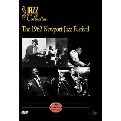 MVD The Newport Jazz Festival - 1962 Live/DVD Series DVD Performed by Various