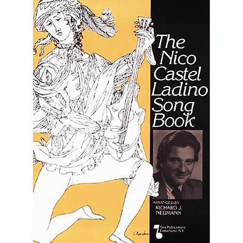 Tara Publications The Nico Castel Ladino (Songbook)