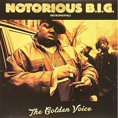 Alliance The Notorious B.I.G. - Instrumentals the Golden Voice